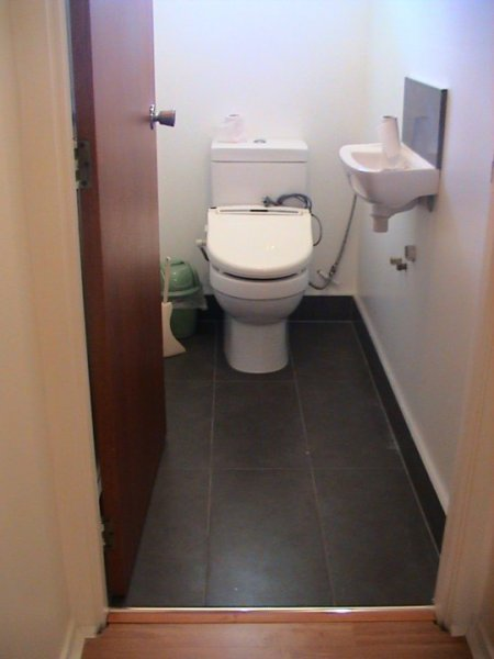 Toilet Renovation Handyman And Gardening Services For